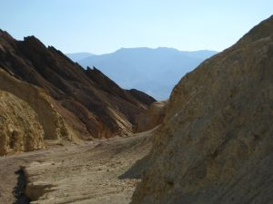 The Death Valley in Nevada