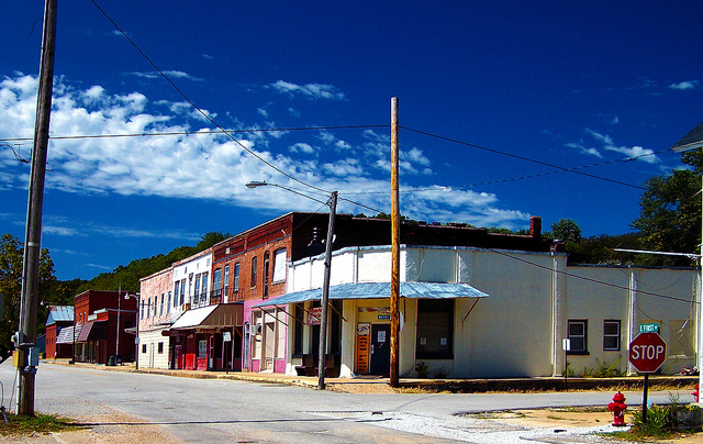 Picturesque Small Towns In The Us
