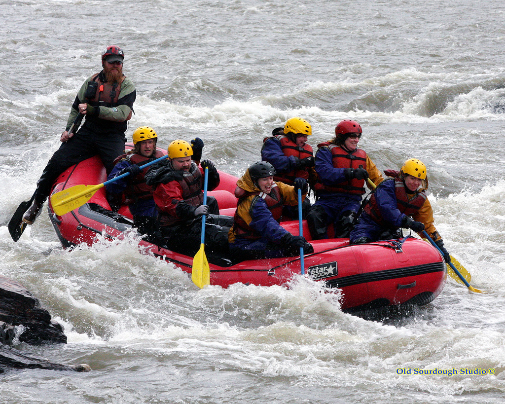 Best White Water Rafting Destinations In The Us