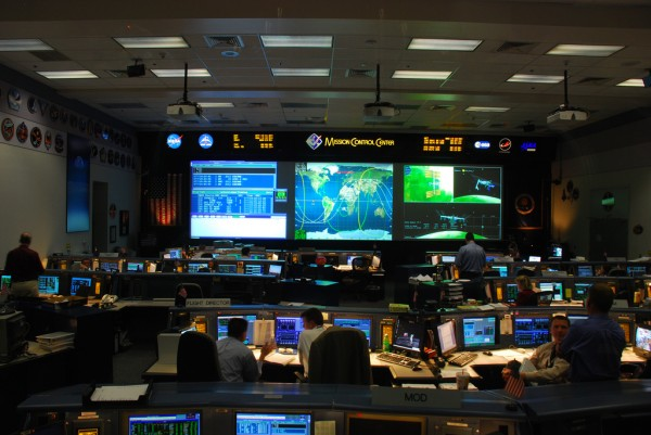 Mission Control Center ©deltaMike/Flickr