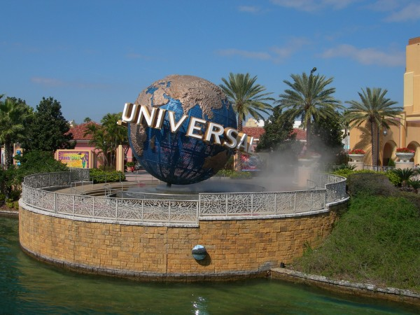Universal Studios fountain ©Lall/Flickr