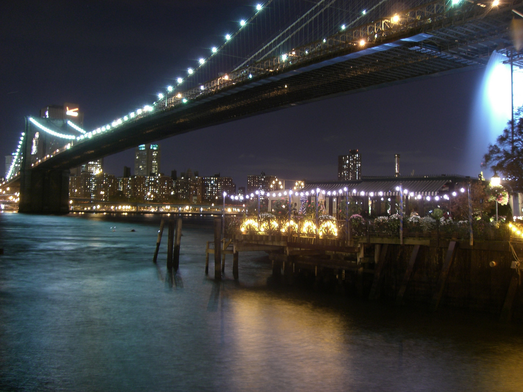 Romantic new york attractions for Places to see in nyc at night