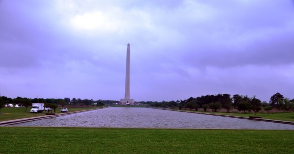 monument near Houston