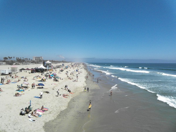 Orange County beaches